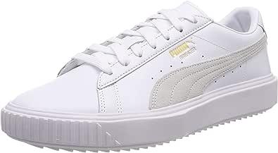 PUMA 彪马 中性 成人 Breaker LTH 运动鞋 Weiß (Puma White-puma White-puma White) 39 EU