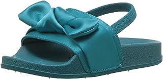 Steve Madden Tsilky Slide 儿童凉鞋