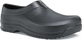 Shoes for Crews RADIUM 中性款厨房洞鞋,轻便, 黑色 9 UK
