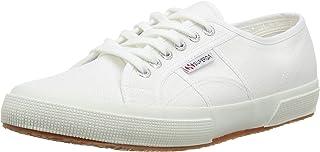 Superga 2750 Cotu Classic, Unisex Adults' Low-Top Sneakers, White, 4.5 UK (37.5 EU)
