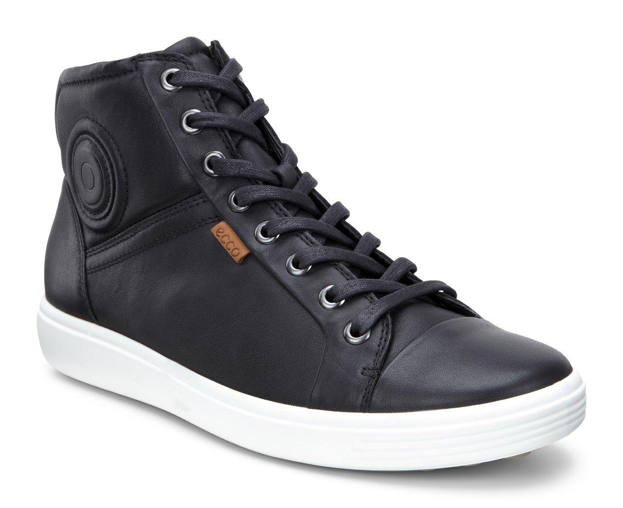 ECCO 女式柔软 7 高帮鞋