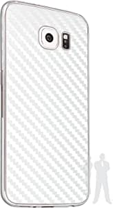 BodyGuardz - Carbon Fiber Armor, Protective Skin (Galaxy S6 Edge)
