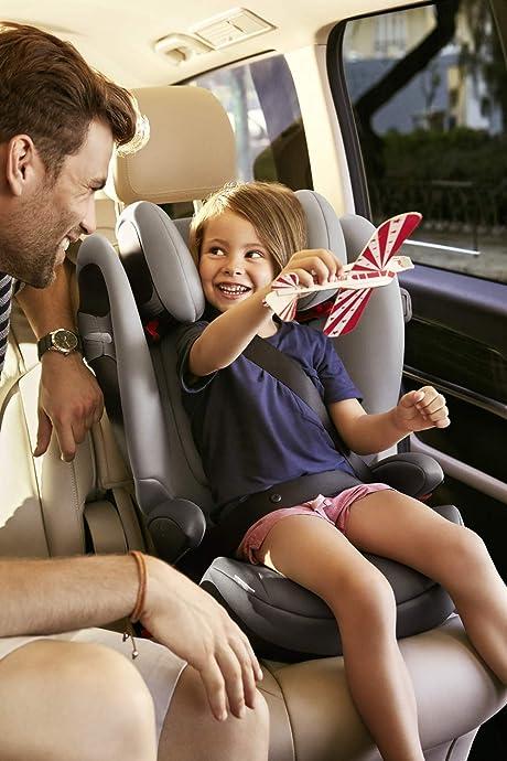Cybex 赛百斯 Solution S-fix 儿童汽车安全座椅 靛蓝色 ¥922