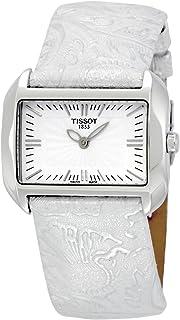TISSOT 天梭 瑞士品牌 T-TREND 时尚系列石英手表 女士碗表  T023.309.16.031.02