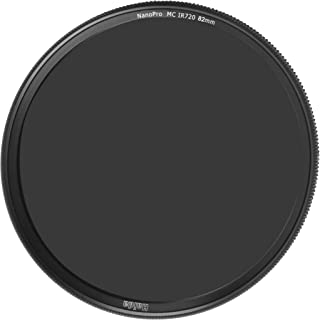 Haida NanoPro 82mm MC IR720滤镜红外线720nm 720hb HD4599-82