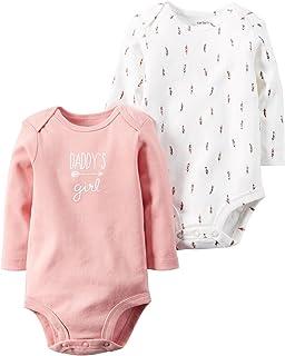 Carter ' s 婴儿女童 multi-pk 紧身衣127g253