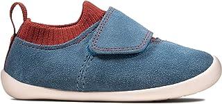 Clarks Roamer Seek 低帮 通用儿童绒拖鞋
