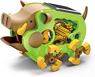 OWI 太阳能野猪模型套组玩具OWI-MSK682 适合自己动手类科技展览及夏季workshop项目
