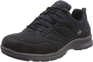 Allrounder by Mephisto 男士 Caletto-tex 运动鞋 Blau (Black/Dk Blue Rubber 1/ Nubuk 97) 42.5 EU