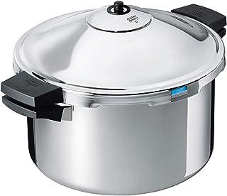Kuhn Rikon Duromatic Family Style Pressure Cooker Braiser 5.3 Quart Kuhn Rikon Duromatic Family Style Pressure Cooker Brai...