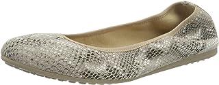 Tamaris 女士1-1-22122-24 皮革包闭芭蕾舞鞋