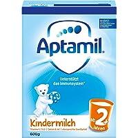 Aptamil 爱他美 2+ 幼儿配方奶粉 24个月以上 2岁以上适用 5盒装 600g*5