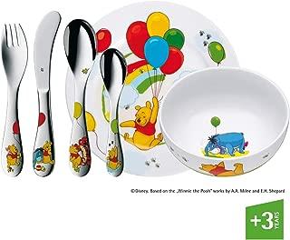 WMF 福騰寶 WINNIE THE POOH兒童餐具套裝刀叉勺瓷碗杯碟