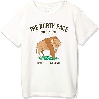 The North Face 北面 T恤 短袖图形动物风儿童
