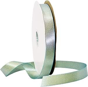 Morex Ribbon 8866.22/00-308 打印机色带 Gold Glitter-blue Topaz 7/8 inches by 100 yd 8866.22/00-308