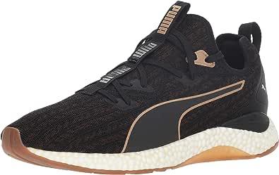 PUMA 男士 Hybrid Runner 运动鞋 Puma Black-metallic Bronze 8