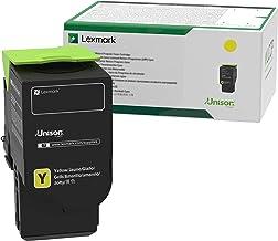 Lexmark C232HY0 卡式膠筒 1000頁數 黃色 墨粉&激光打印機碳粉