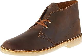 Clarks tyakka FW18 真皮沙漠短靴