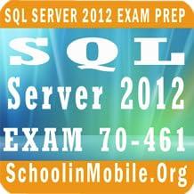 SQL Server 70-461