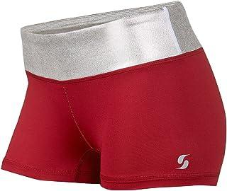 Soffe 大女孩金属色短裤