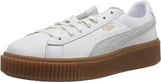 PUMA 彪马 女士 Basket Platform Euphoria Gum 运动鞋