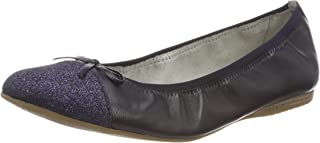 TAMARIS 女 芭蕾鞋 1-1-22129-20 737 海军蓝/魅力 36