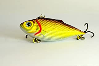 Akuna Rattlin' Rover Lipless Series 2.5-Inch Sinking Lure