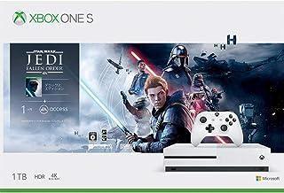 Microsoft 微软 Xbox One S 1TB 游戏主机 +《星球大战绝地:陨落的武士团》(Star Wars Jedi: Fallen Order )同捆套装