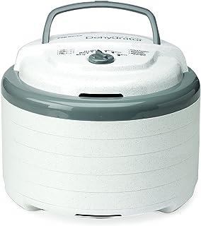 Nesco FD-75A Snackmaster Pro 食物脱水机 白色 - 美国制造 需配变压器 需配变压器
