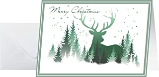 SIGEL DS063 圣诞贺卡,*,A6,25 片。 包含 信封