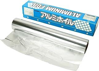 ALPHA MIX铝箔 业务用厨房轮 30cm×100m 1個 EBM-5417100
