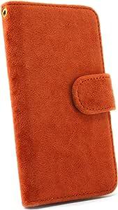 whitenuts 保护壳 手册式 丝绒WN-OD163186 1_ iPhone6 (4.7inch) 橙色