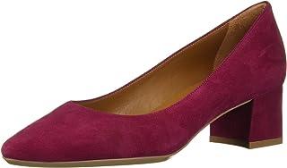 Aquatalia Pasha 女士麂皮高跟鞋