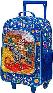 男孩和女孩幼儿背包 - 儿童学龄前幼儿园袋,带有可爱动物卡通图案