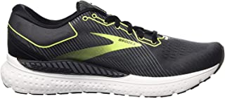 Brooks 男士 Transcend 7 跑步鞋 Black Ebony Nightlife 42 EU