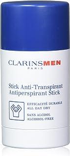 Clarins 娇韵诗 男士止汗香体膏 – 2.5 液体盎司