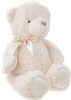 Gund Baby 我的*个泰迪熊毛绒玩具 米色 15英寸 黄色