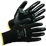 Honeywell Workeasy 涤纶镀层轻质*手套,13 号,大号 (RWS-57040)