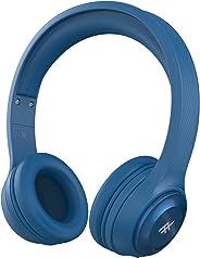 iFrogz Audio - Toxix 无线头戴式无线耳机 - 红色IFTXWH-BL0 iFrogz Audio - Toxix Wireless Over-The-Ear Wireless Headphones - Blue 均码