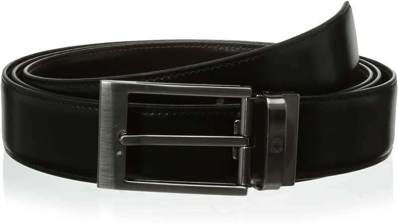 Montblanc 休闲系列双面皮带 105090
