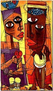 Trademark Fine Art Al Sol del Sentimiento Canvas Wall Art, 22 by 32-Inch