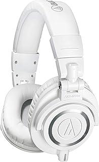 Audio-Technica 专业监听耳机 ATH - M50X 白色