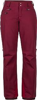 Marmot 女式 Slopestar 裤,女式硬壳雪裤,滑雪和滑雪服,防风,防水,透气