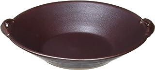山下工芸(Yamasita craft) 鉄砂8号パスタ&パエリア 28×25.7×6.5cm 44516-488
