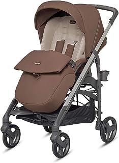 Inglesina AG37J6CCR 婴儿车,可翻转,稀奶油色