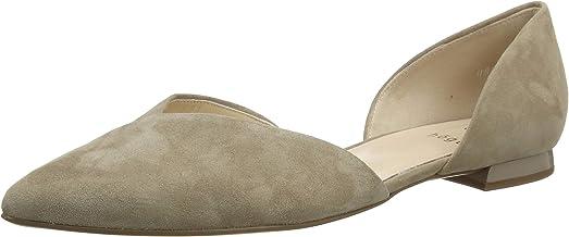 H?GL 女士全天包芭蕾舞鞋