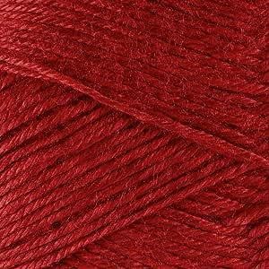 批量购买:狮子品牌心形纱线(3 件装) #136-113-redwood 3 件装 136-113