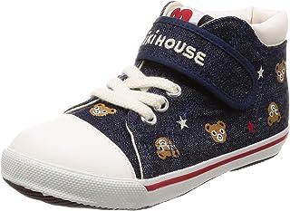 [MIKIHOUSE] 童鞋 13-9402-269 靛蓝色 18.0 cm 2E