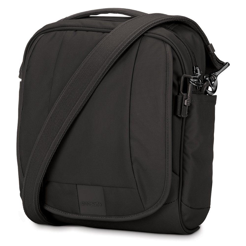 Pacsafe Metrosafe LS200 Anti-Theft Shoulder Bag 黑色 均码