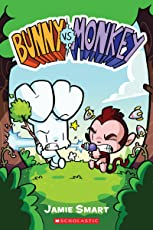 (进口原版) Bunny vs. Monkey Bunny vs. Monkey 1